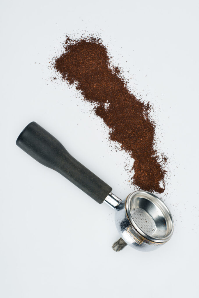 spilled-ground-coffee